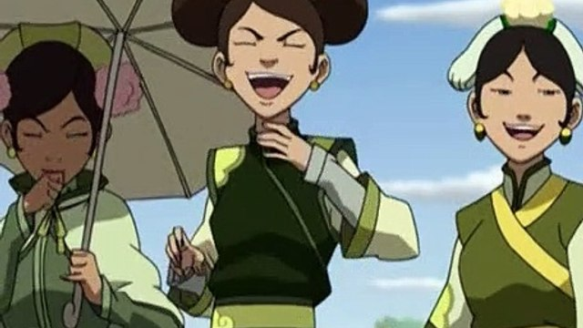 Avatar The Last Airbender S02E15 The Tales of Ba Sing Se