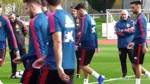 FILE: Luis Enrique leaves position as Spain coach
