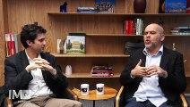 Economia depende do ambiente cultural, afirma Alexandre Borges