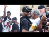 Raptors Fans Beg Kawhi Leonard To Sign For 5 More Years After Kyle Lowry Starts The Chants-
