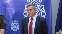 Responsables policiales explican operación 'Cicerone'