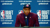 Rui Hachimura becomes first Japanese player taken in 1st round of NBA draft