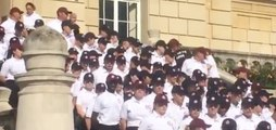 29 jeunes du service national universel font un malaise en pleine cérémonie