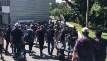 Presença de Messi reúne 'batalhão' de imprensa em treino na Cidade do Galo