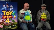 Toy Story 4: Franck Gastambide Et Jamel Debbouze Parlent De Ducky Et Bunny (French Featurette)
