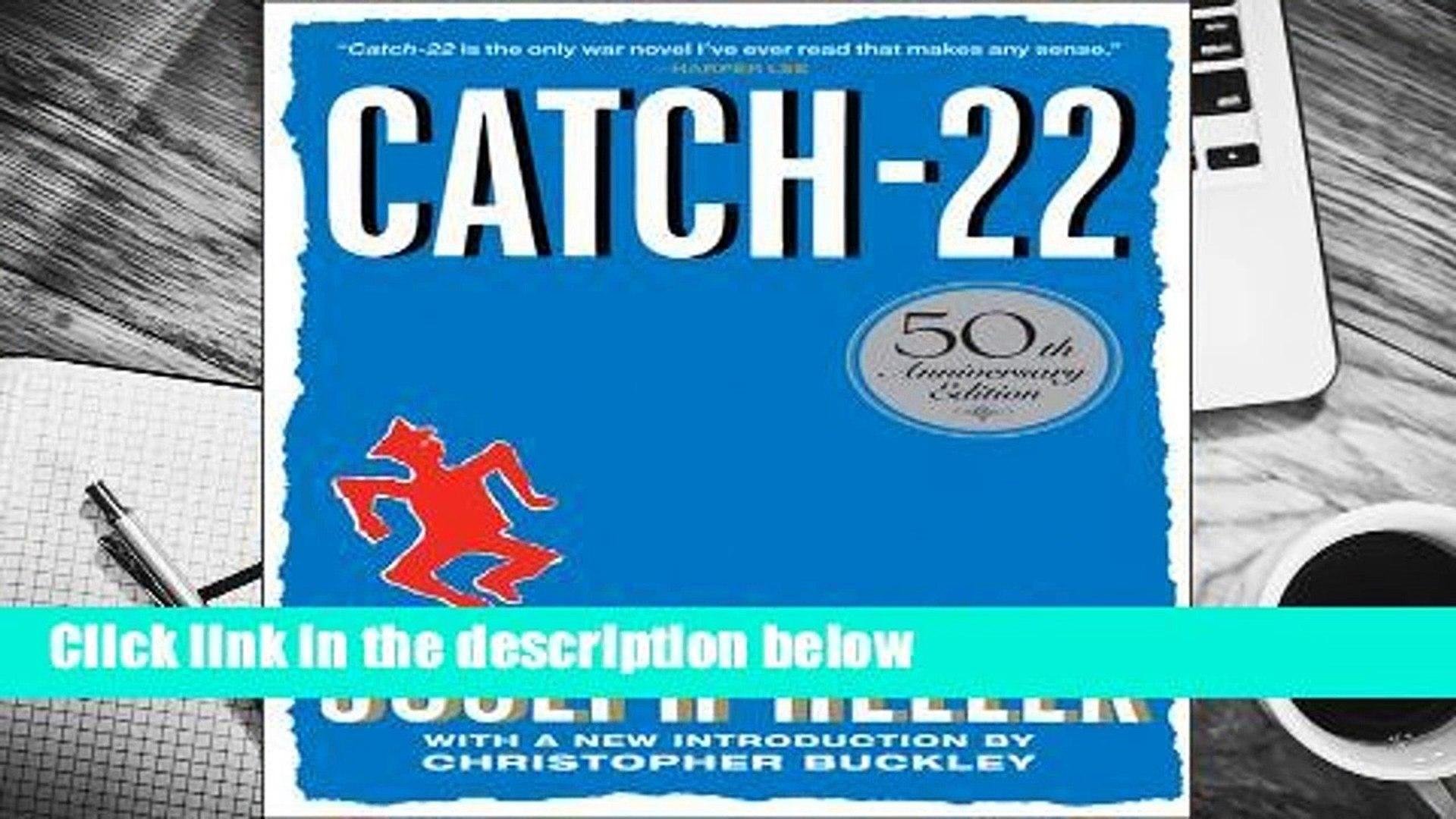 Full version  Catch-22 (Catch-22, #1) Complete