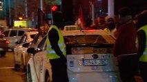 Los taxistas de Madrid ya colapsan los accesos a IFEMA
