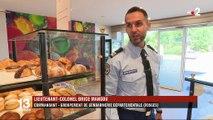 Cambriolages : les gendarmes font de la prévention sur les baguettes