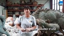 280619_STORY - SOCRA Marie-Dominique Ceaux - Fait de la patine de bronze
