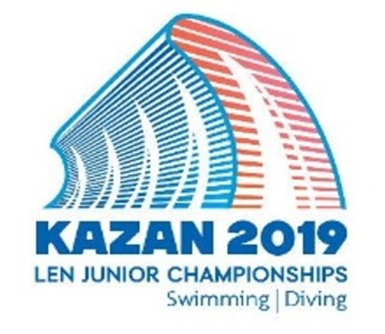 European Junior Diving & Swimming Championships Kazan 2019
