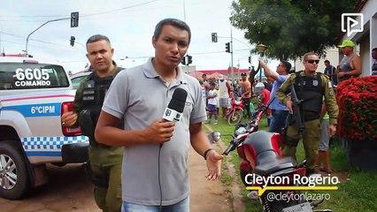 Polícia Militar prende 6 pessoas, uma das vítimas relata momento de terror