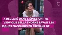 Bella Thorne en larmes sur Instagram après la fuite de photos d'elle dénudées