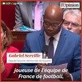 Propos de Christine Angot sur l'esclavage: Christophe Castaner interpellé à l'Assemblée