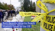 Attacks On Jewish People Have Increased