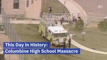 Remembering The Columbine School Shooting