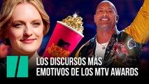 Los discursos más emotivos de los MTV Awards
