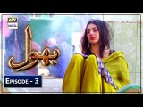 Bhool Episode 3 - 19th June 2019 - ARY Digital Drama