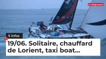 Le Tour de Bretagne en 5 infos - 19/06/19