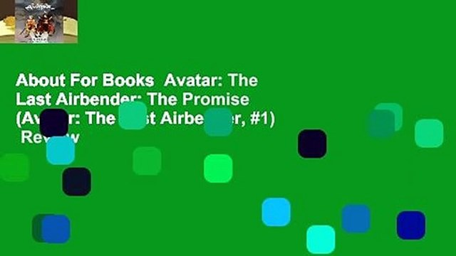 About For Books  Avatar: The Last Airbender: The Promise (Avatar: The Last Airbender, #1)  Review
