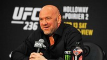 UFC President Dana White says 'Tom Cruise and Justin Bieber fight could happen'