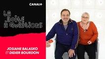 La Boîte à Questions de Josiane Balasko et Didier Bourdon – 19/06/2019