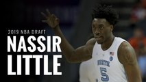 2019 NBA Draft - Nassir Little