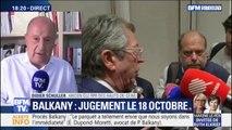 """Pour Didier Schuller, Patrick Balkany """"devrait quitter ses fonctions de maire de Levallois"""""""