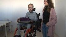 Echenique valora a Ayuso, candidata del PP para la Comunidad de Madrid