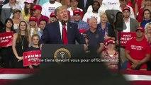 Slogan, promesses... Donald Trump lance sa campagne pour la présidentielle de 2020 avec un air de déjà-vu