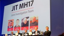 Ukraine President: 'I Hope MH17 Crash Suspects Will Stand Trial'