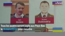 «Vipère»  «Tireur», «Morne»... quatre hommes bientôt jugés pour le crash du MH17