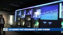 À la UNE : les chômeurs inquiets de la réforme de l'assurance-chômage / Grève à l'entreprise Colas / L'Equipe de France des Mamies Foot à Saint-Etienne / Une glace oui, mais locale.