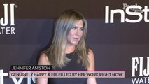 Jennifer Aniston's Been Too Busy to Date — But Is Open 'If Something Comes Into Her Life': Source