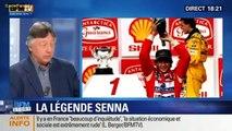 BFM Story_Jeudi 1 Mai 2014_20 ans après la mort d'Ayrton Senna (en français - BFM TV - France) [RaceFan96]