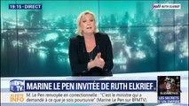 """Privatisation d'ADP: non conviée à une réunion sur le sujet, Marine Le Pen dénonce """"un vieux fonctionnement sectaire"""""""