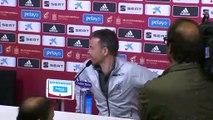 Luis Enrique deja la selección y Robert Moreno le sustituye