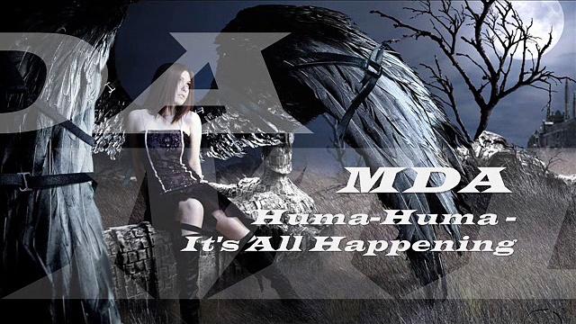Huma-Huma - It's All Happening [MDA][Instrumental]