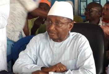 Elections, 3è mandat, eau, EDG, CENI, Sidya Touré de l'UFR vide son sac...