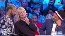 Chantal Ladesou appelle son mari en direct pour une raison surprenante