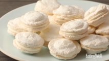 How to Make Lemon Meringue Sandwich Cookies