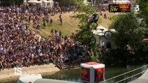 Avant les JO de Tokyo, le BMX Freestyle continue d'attirer les foules au FISE de Montpellier