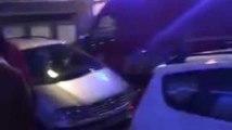 Bruxelles : Jamal attaqué par deux malinois sur le pas de sa porte, la vidéo où l'on voit la capture du chien ligoté !