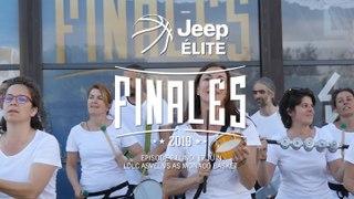 Mini-movie Episode 2 des Finales Jeep ELITE