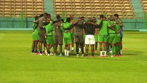 Zimbabwe train ahead of AFCON Group A opener against Egypt