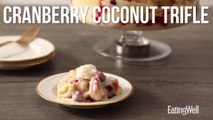 How to Make Cranberry Coconut Trifle
