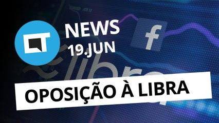Oposição à criptomoeda do Facebook [CT News]