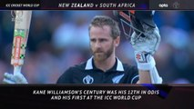 5 things highlights - First World Cup ton for Williamson