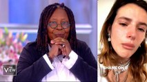 Bella Thorne Shames Whoopi Goldberg for Nude Photo Comment