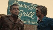 Once Upon A Time In.… Hollywood Film avec Leonardo Di Caprio, Brad Pitt et Margot Robbie