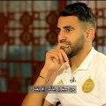 Interview de Mahrez à Al Kass